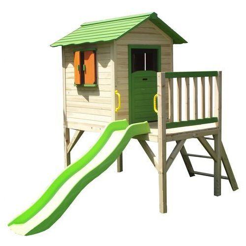 drewniany domek marki Trigano