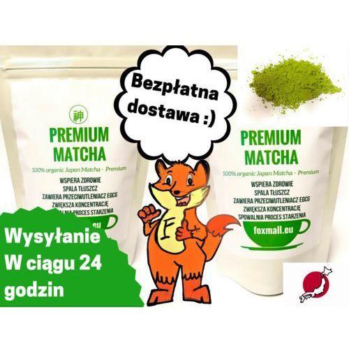 MATCHA PREMIUM - JAPOŃSKA HERBATA - SHIZUOKA 1kg