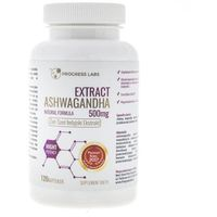 Progress Labs Ashwagandha Ekstrakt 500 mg - 120 kapsułek (5906660414162)
