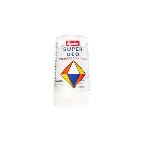 Reutter gmbh Super deo reutter dezodorant w sztyfcie 50g - Niesamowita cena