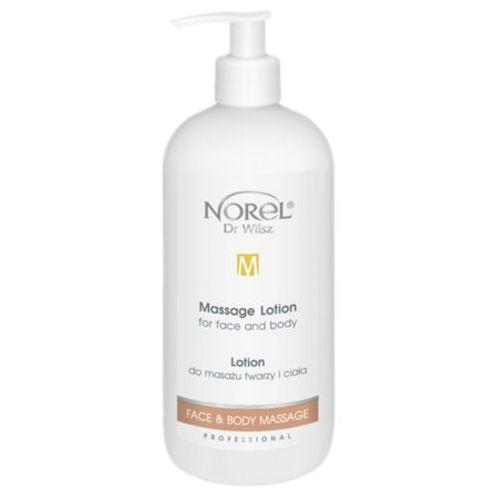 Massage lotion for face and body lotion do masażu twarzy i ciała (pb332) Norel (dr wilsz) - Niesamowita przecena