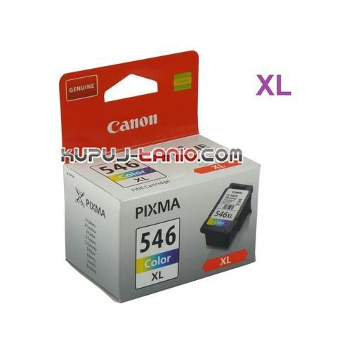 Canon oryginalny ink CL-546XL, colour, 300s, 13ml, 8288B001, Canon Pixma MG2450,2550, kolor Cyan,