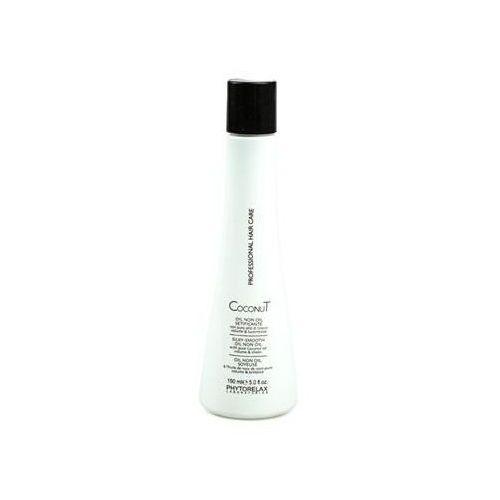 Coconut Silky - Smooth Oil Non Oil olejek kokosowy do włosów 150ml - Phytorelax