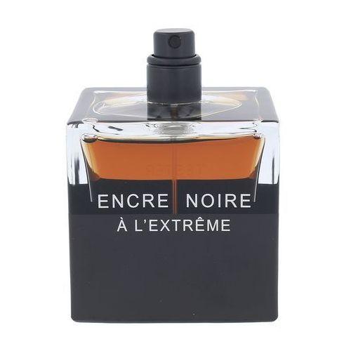 encre noire a l`extreme 100ml edp tester marki Lalique
