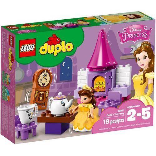 Lego DUPLO Herbatka u belli belle's tea party 10877