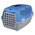 Trixie transporter capri i 48x32x31cm kolor: niebieski 39812