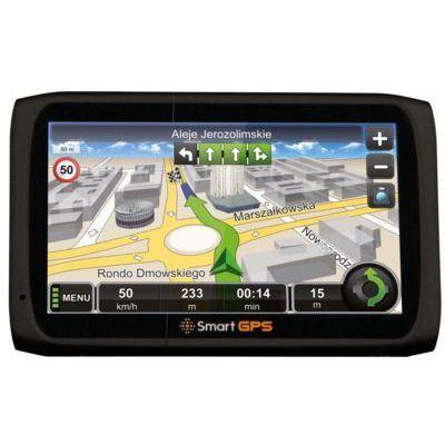 Nawigacja samochodowa SmartGPS