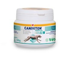 Vetoquinol caniviton forte plus - preparat odżywczy wspomagający funkcje chrząstki stawowej 30tab.