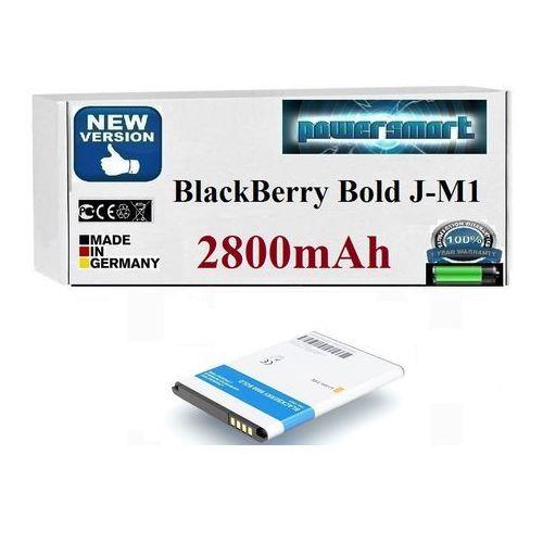 Bateria j-m1 do blackberry bold touch 9900 9790 marki Powersmart