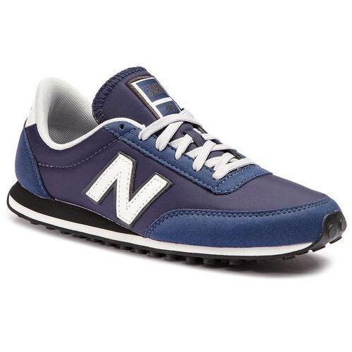 Sneakersy NEW BALANCE - U410AN Granatowy, kolor niebieski