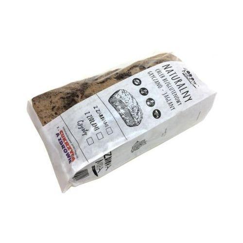 Zdrowa micha 600g naturalny chleb gryczano-jaglany z ziołami bezglutenowy marki Piekarnia bezglutenowa zdrowa micha