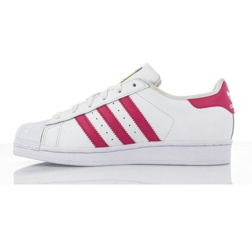 Adidas Superstar J (B23644), kolor biały