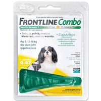 FRONTLINE Combo Spot-On dla psa pipeta XL 4,02ml