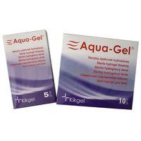 Kikgel Aqua-gel opatrunek hydrożelowy 10 x 10cm x 1szt.