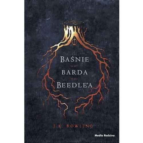 Baśnie barda Beedle'a - J.K. Rowling (9788380082977)