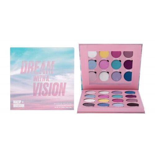 Makeup Obsession Dream With A Vision cienie do powiek 20,8 g dla kobiet - Bardzo popularne