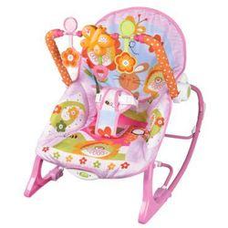 Ibaby Bujak leżak fotelik 3w1 + zabawki 68112