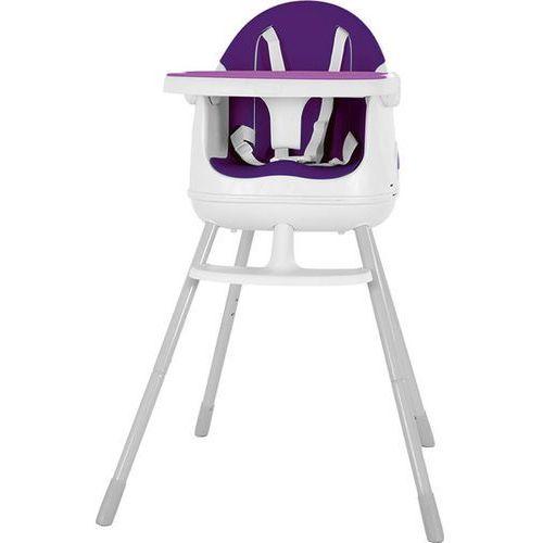 Keter Krzesło do karmienia multidine fioletowo-różowy + darmowy transport! (7290106934382)