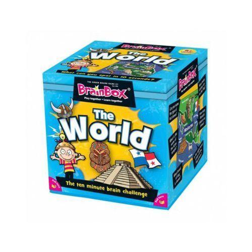 BrainBox World ENG +DARMOWA DOSTAWA przy płatności KUP Z TWISTO (8590228028631)