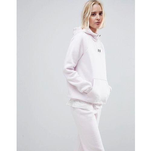 Nike Rally Pullover Hoodie In Pearl Pink - Pink, kolor różowy