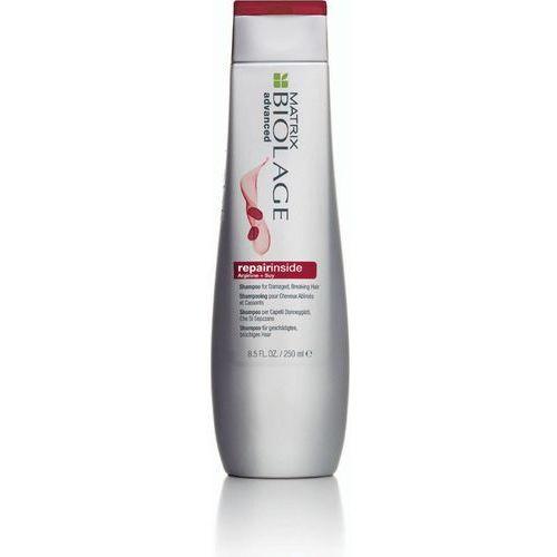 Matrix, Biolage Repairinside, szampon do włosów zniszczonych, 250 ml