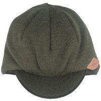 Czapka z daszkiem Kama Gore-Tex Merino Wool, Dark Green (LG11-106 L)