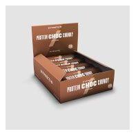 Baton Proteinowy Choc Chunky - 10 x 48.7g - Czekolada