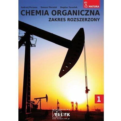 Chemia organiczna zakres rozszerzony, oprawa broszurowa