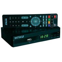 Dekodery telewizji cyfrowej  Wiwa