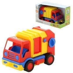 Wader-polesie Basics samochód komunalny pudełko