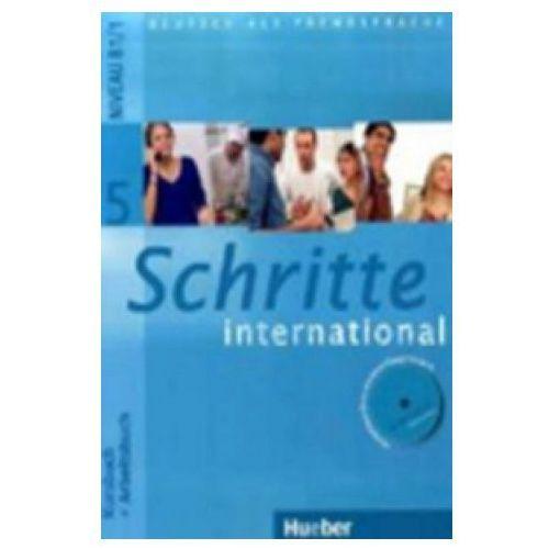 Schritte International 5. Podręcznik z Ćwiczeniami + CD do Ćwiczeń, Duden Verlag / Hueber