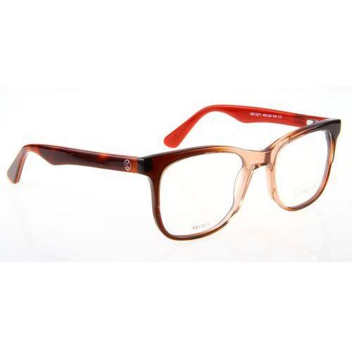 Oprawki okularowe lorenzo kb13271 c3 brązowo-czerwona Lorenzo conti