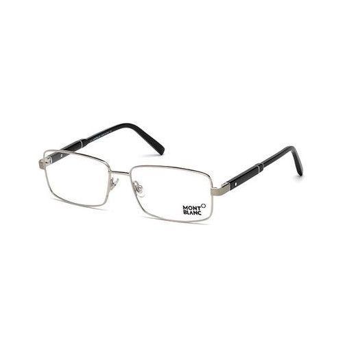 Okulary Korekcyjne Mont Blanc MB0640 016