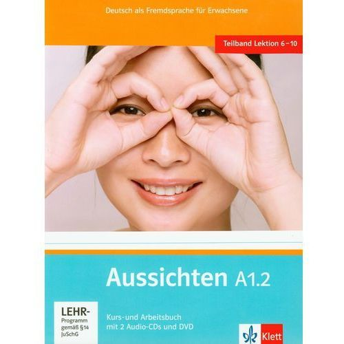 Aussichten A1.2 Kurs Und Arbeitsbuch + 2cd + Dvd (2010)