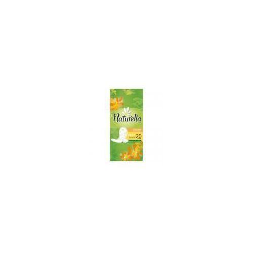 Wkładki higieniczne naturella calendula tenderness normal (20 sztuk) Procter & gamble