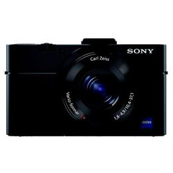 Cyber-Shot DSC-RX100 marki Sony - aparat cyfrowy