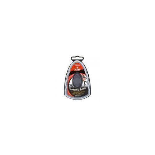 S.c.johnson Gąbka nabłyszczająca do obuwia kiwi express shine czarna 7 ml