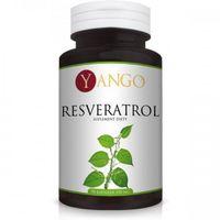 Resveratrol - 90 kapsułek YANGO (5905279845558)