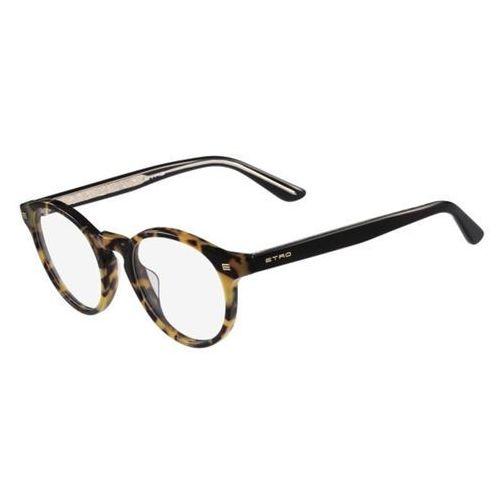 Etro Okulary korekcyjne et 2624 280