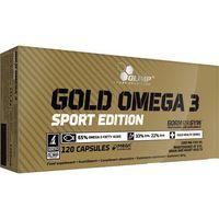 Gold Omega 3 sport edition 120kaps (5901330030581)