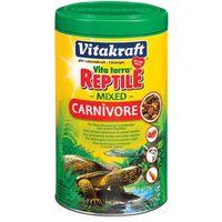 VITAKRAFT Reptile Mixed Carnivore - pokarm dla gadów 100ml (4008239250506)