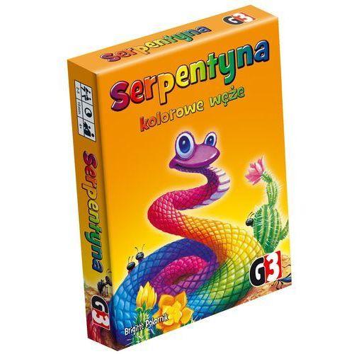 G3 Serpentyna - kolorowe węże - szybka wysyłka (od 49 zł gratis!) / odbiór: łomianki k. warszawy