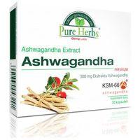 Kapsułki Olimp Ashwagandha extract Premium KSM-66 30 kaps.