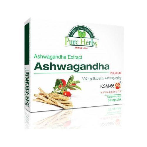 Kapsułki Olimp Ashwagandha extract Premium KSM-66 30 kaps