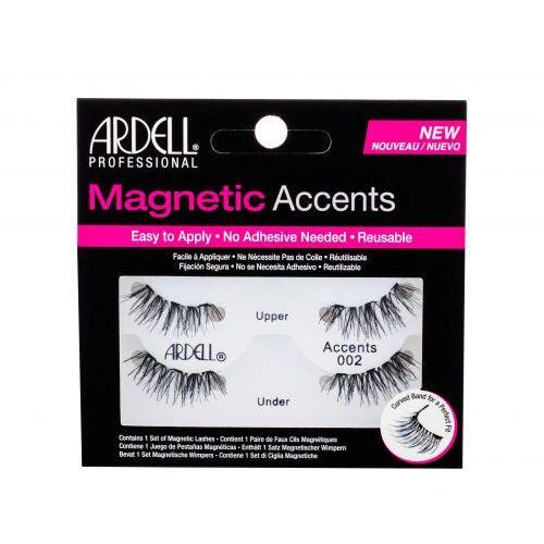 Magnetic accents accents 002 sztuczne rzęsy 1 szt dla kobiet black Ardell - Genialny rabat