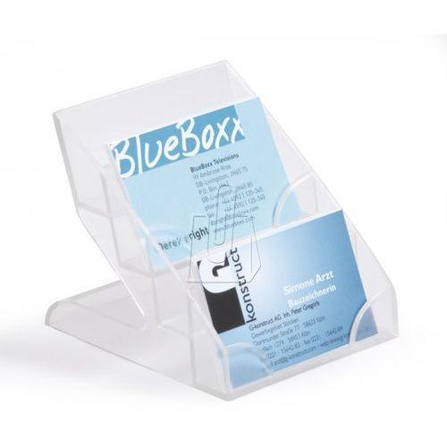 Durable Wizytownik stojący business display box 240 przezroczysty 2439-19 (4005546213668)