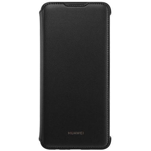 Etui HUAWEI Bookcover do Huawei P Smart 2019 Czarny (6901443272303)