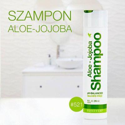 Mycie włosów  forever-online.pl