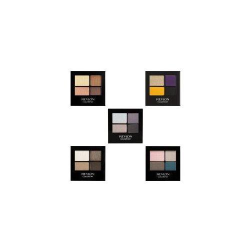 Revlon colorstay 16-hour eye shadow, poczwórne cienie do powiek, 4,8g Revlon makeup - Promocyjna cena