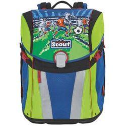 Scout tornister basic sunny - drużyna piłkarska